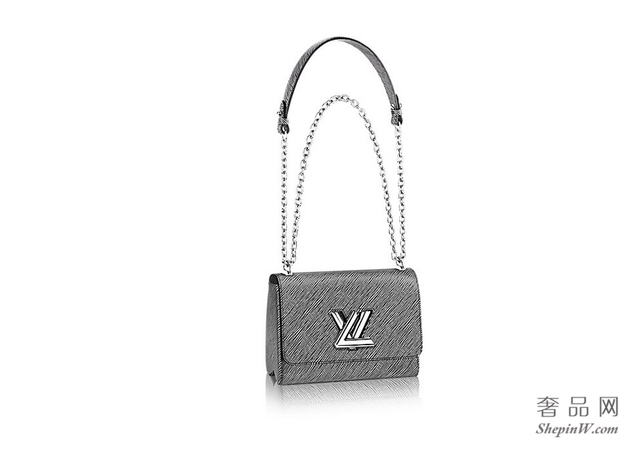 路易威登LOUIS VUITTON Epi 皮革Twist 中号手袋 M42356