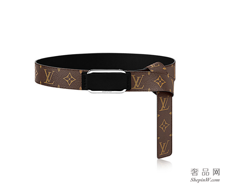 路易威登LOUIS VUITTON Handy LV皮带 35毫米 MP022U