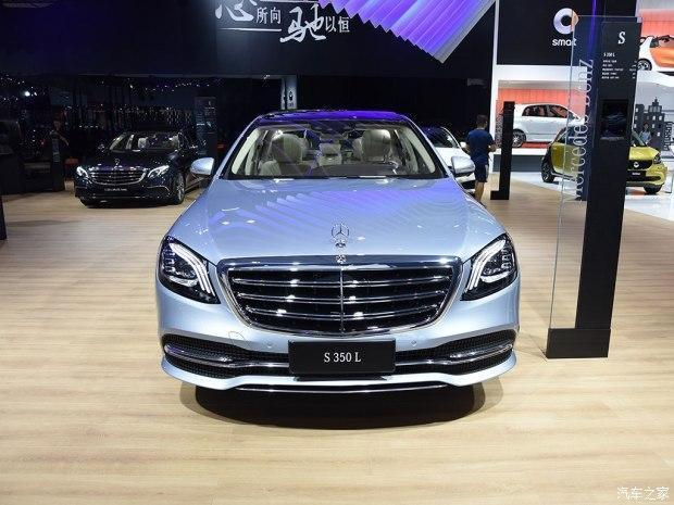 2017新款奔驰S级 新车共将推出5款车型 以及迈巴赫S 450 4MATIC