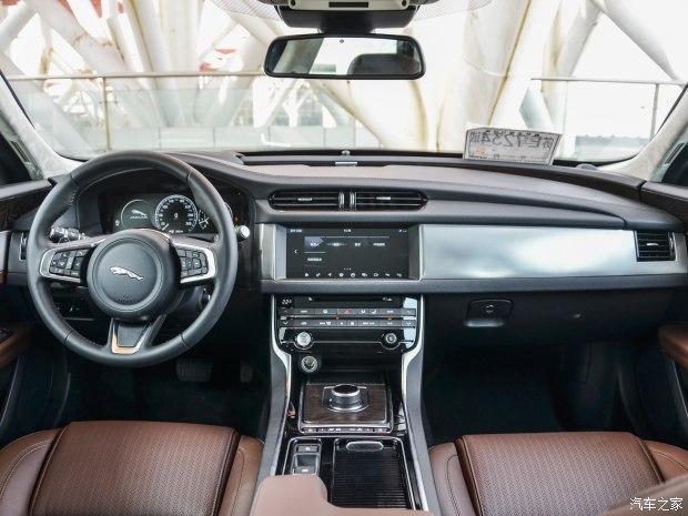 国产新款捷豹XFL共将推出5款车型 3种动力 2017年内上市销售
