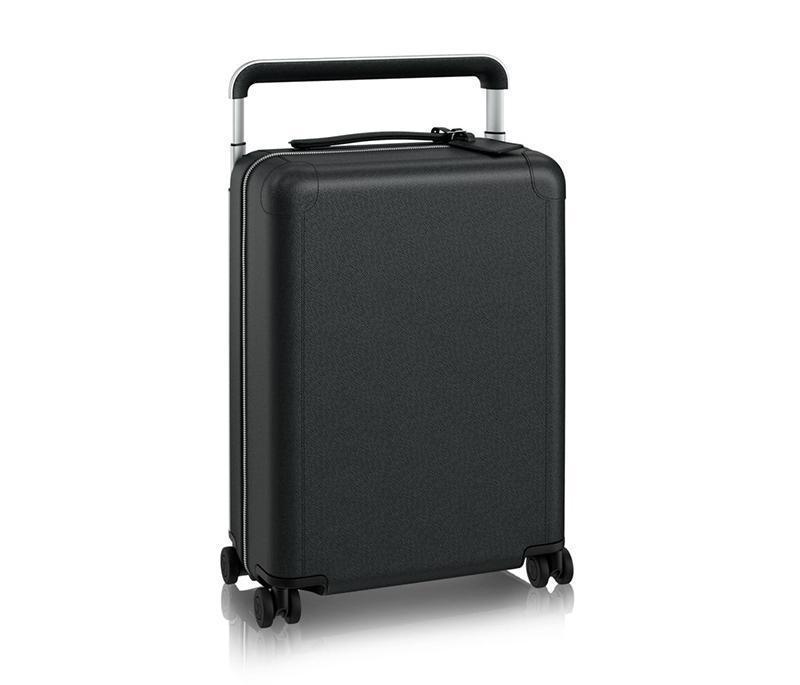 Louis Vuitton奢华滚轮旅行箱 配行李追踪器名叫Echo 的小配件