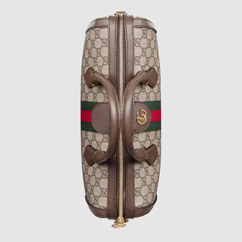Gucci古驰 Ophidia系列 GG中号手提包 524532 K05NB 8745