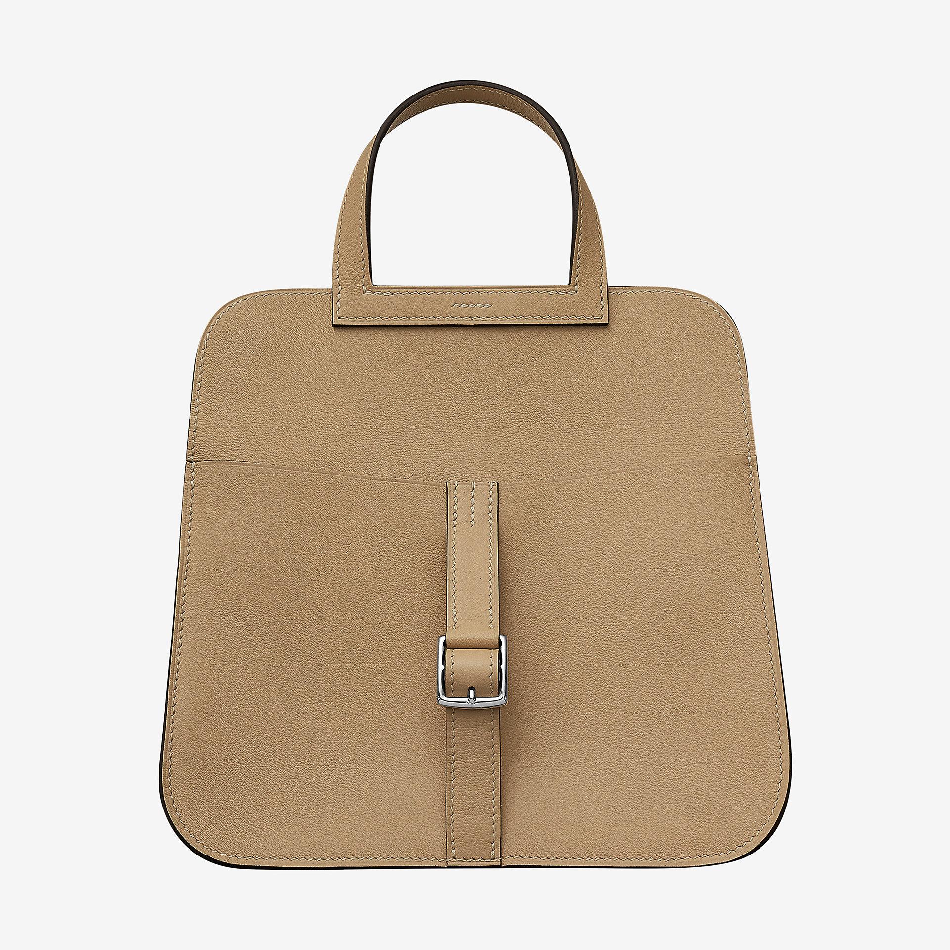 爱马仕Hermes Halzan mini bag Swift calfskin 小牛皮手提包