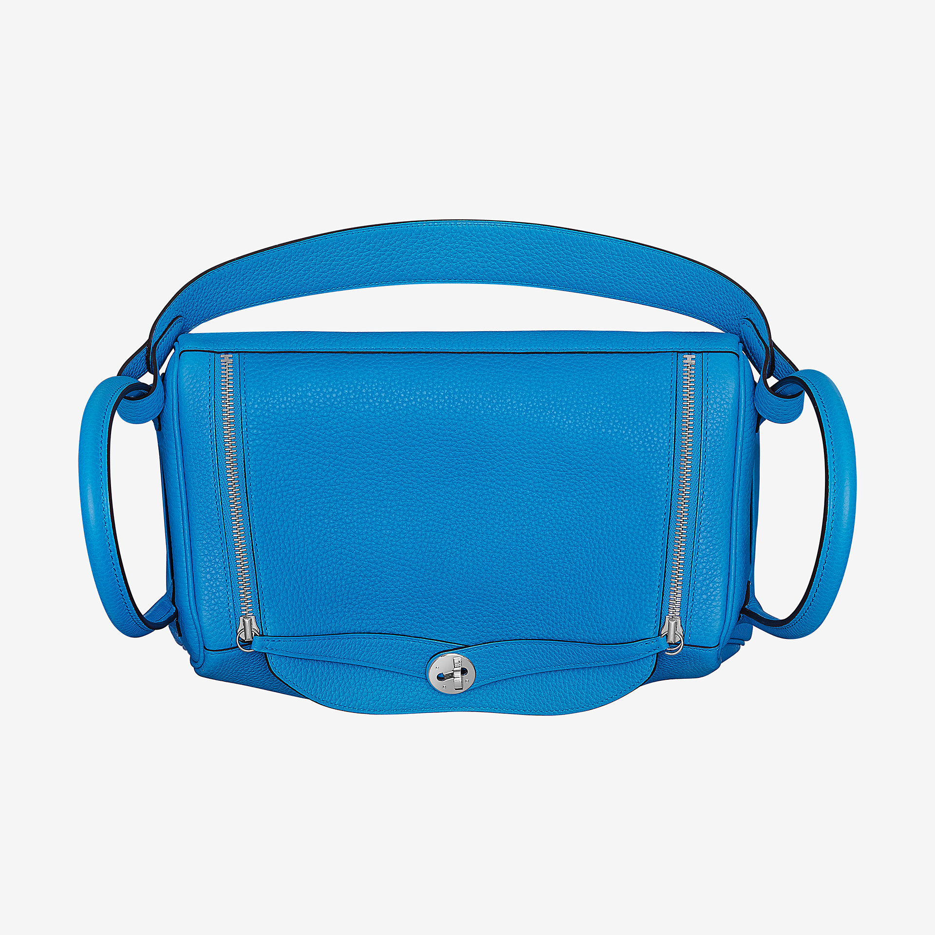 Hermes Lindy琳迪包 34 bag CKB3 taurillon Clemence leather