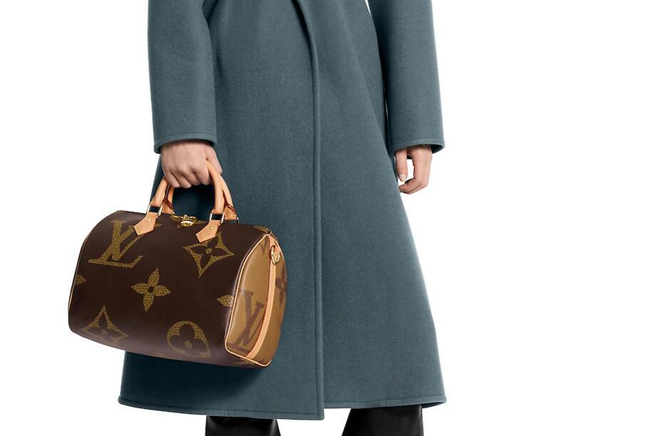 LV新款包包 M44602 SPEEDY BANDOULIÈRE 30 手袋